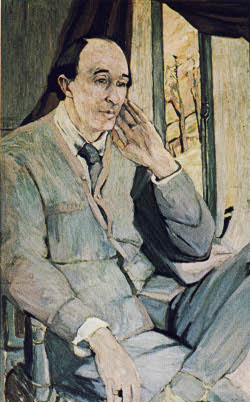 Delius in 1912 by Ida Gerhardi