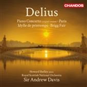Cover picture Frederick Delius CHAN 10742