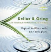 Cover picture Delius & Grieg