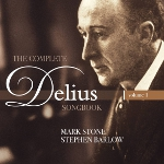 Delius song book volume 1