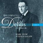 Delius song book volume 2