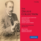 Cover picture - The Delius Collection