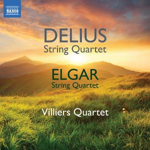 Delius and Elgar String Quartets (Naxos 8.573586)