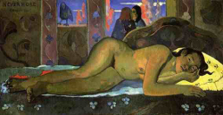 Painting by Gauguin - c. The Samuel Courtauld Trust, The Courtauld Gallery, London